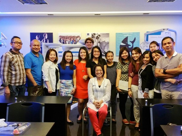 2nd Metro Dental Edelweiss Training