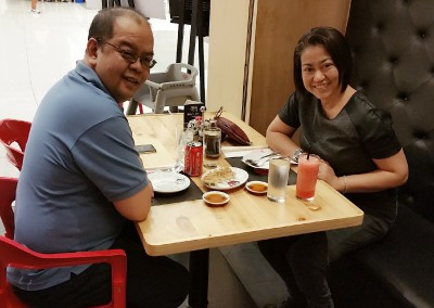 Special Date with My Hubby