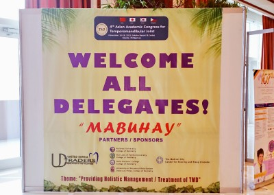 Welcome Delegates